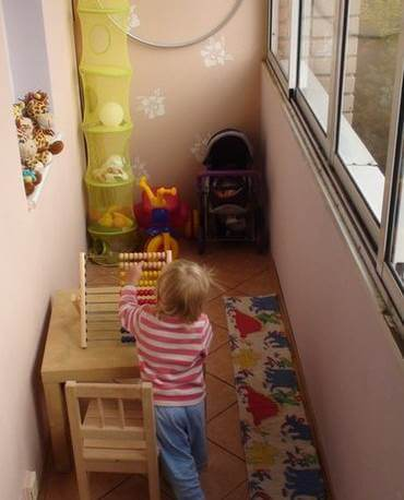 Дизайн балконов.